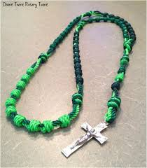 rosary twine 10 best wrap knot rosaries images on knot rosaries