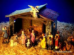 christmas manger was jesus really born in a stable nativity pictures