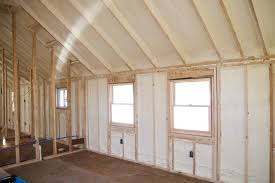 pro foam contracting commercial roofing spray foam insulation