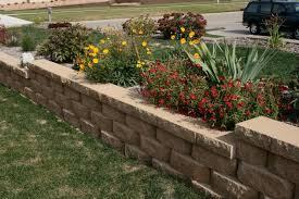 chic inspiration designing retaining walls a wood wall with many