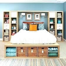 ikea storage bed hack headboard storage queen headboard ikea queen headboard storage