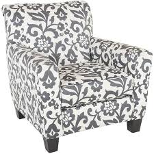 Floral Accent Chair Levon Floral Accent Chair Ll 734 Ac Furniture Afw
