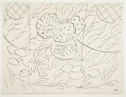 matisse drawings curated by ellsworth kelly from the pierre and