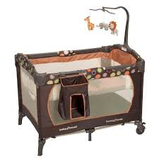 Playard With Changing Table Baby Trend Playard Safari Kingdom Best Play Yard Bassinet Playpen