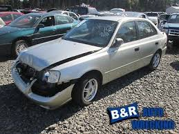 00 hyundai accent 00 01 02 hyundai accent crossmember k frame front engine 8205656