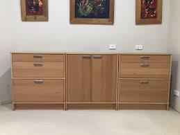 ikea effektiv file cabinet asst 3 drawer filing cabinet work office reception storage home