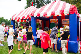 carnival party rentals chicago jumps party rental in chicago moonwalks bounce house