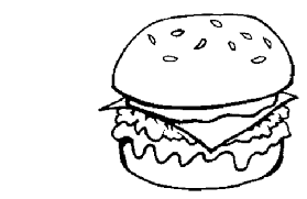 food coloring pages 9