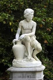 25 unique concrete statues ideas on yard ornaments