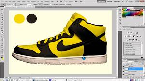 shoe design software how to design nike shoes in photoshop free template
