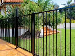 metal garden fence panels home u0026 gardens geek