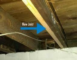 Repair Floor Joist Termite Damage Repair Contractor In Edison Woodbridge Lakewood