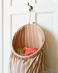 Door Laundry Hamper by 10 Simple Solutions For Decluttering The Bedroom Small Room Ideas