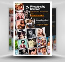 flyer templates photography flyers catalogues pinterest