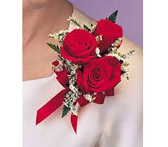 Red Prom Corsage Prom Corsages U0026 Boutonnieres Delivery Pittsburgh Pa Frankstown