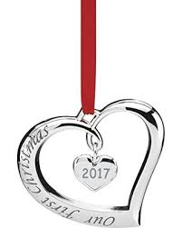 special lenox 2017 our 1st ornament