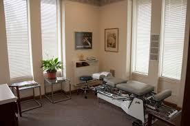 Chiropractic Floor Plans Martin Chiropractic Center Office Owensboro Ky
