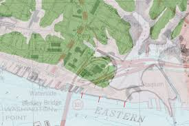 Uva Map Saving Virginia U0027s Coasts Faculty Research Takes On Sea Level Rise