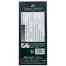 faber castell 9000 drawing sketching art set 12 graphite pencil