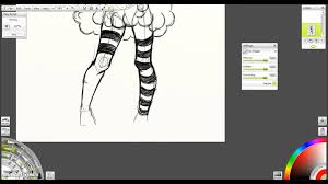cotton candy artrage 4 manga tutorial the sketch youtube