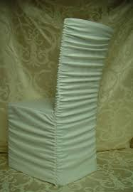 ruched chair covers chair covers linens and beyond