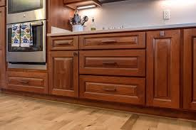 hardware for cherry cabinets design highlight a feature rich kitchen with luxury cherry
