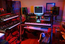 small music studio music aaron kondziela