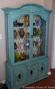 distressed china cabinet for sale as well modern corner or italian