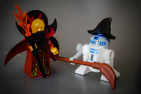 happy lego halloween announcing the winner of the 1st halloween