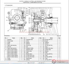 auto repair manuals case mini excavator service manual u0026 parts manual