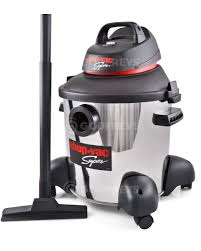 Wet Vacs At Lowes by Great For The Garage Or Workshop The Shopvac Super 30l Stainless