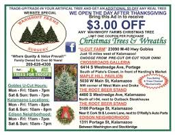 cut your own and pre cut christmas trees choose n cut and retail lots