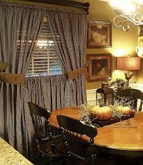 Primitive Curtain Tie Backs Kitchen Extraordinary Primitive Kitchen Curtains Country Curtains