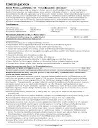Sample Payroll Resume by Payroll Resume Resume Templates