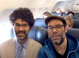 Adam buxton on twitter quot face swap fun on plane with