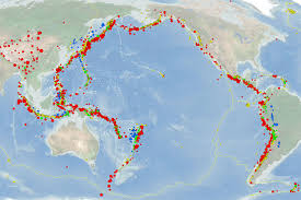 Earthquake World Map by Shakes Quakes And Cyberattacks How Usc Helps The Pacific Rim