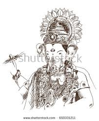 black white ganesh god stock images royalty free images u0026 vectors