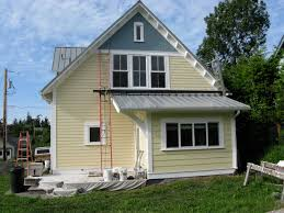 white off wall house color schemes with small windows can add the