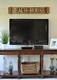 beachwood place pottery barn inspired beach sign