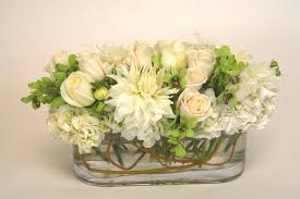white dendrobium orchids green dendrobium orchid white roses dahlia mix in pasadena ca