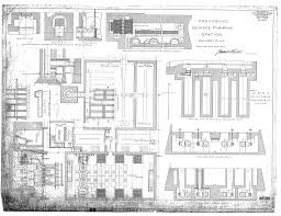 design of pump stations the history of sanitary sewers