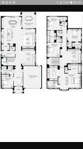141 best plans townhouses 2 storeys images on pinterest