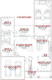 57 best house plans images on pinterest 3 4 beds floor plans