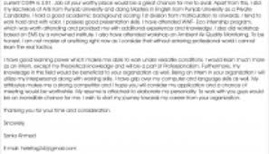 computer science internship cover letter 28 images cover