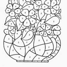number coloring pages 6 coloring kids coloring activities for kids