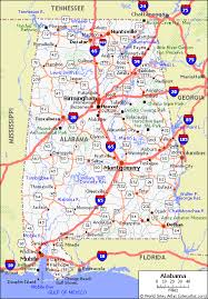 florida highway map road map of alabama and florida missouri map