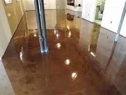 Laminate Flooring For Basements Concrete Concrete Basement Epoxy Floor Dublin Ohio Epoxy Flooring Pcc
