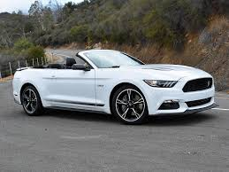 mustang convertible report 2017 ford mustang gt convertible ny daily