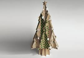cardboard christmas tree 6 fabulous faux christmas trees that are even better than the real