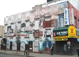 animal care and control manhattan ephemeral new york his animal themed murals